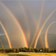 8 arc en ciel (Photoshop)